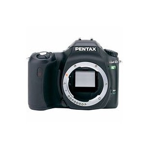 Pentax *ist DS 6.1MP Digital SLR Camera (Body Only)