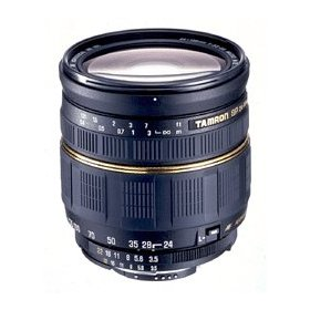 Tamron SP Autofocus 24-135mm f/3.5-5.6 AD Aspherical (IF) Lens for Canon SLR Cameras