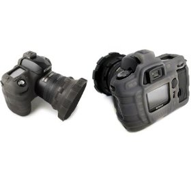 MADE Products CA-1104-SMK SLR Camera Armor for Nikon D70 Digital SLR (Smoke)