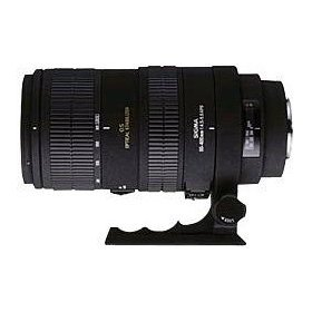 Sigma 80-400mm f/4.5-5.6 EX OS APO RF Telephoto Zoom Lens for Canon SLR Cameras